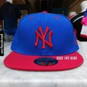 New Era Cap – NY New York Yankees – Blue Red Red Visit our webstore to grab it!!  #newera #topi #caps #hats #baseball #mlb #skateboard #hiphop #bboy #dance #59fifty #fitted #snapback #losangeles #la #dodgers #gelorajersey