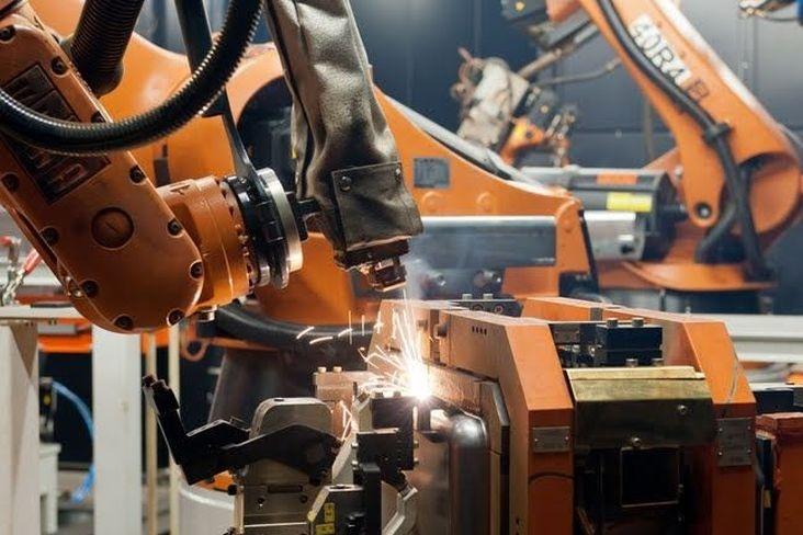 Laser welding ovens at Electrolux