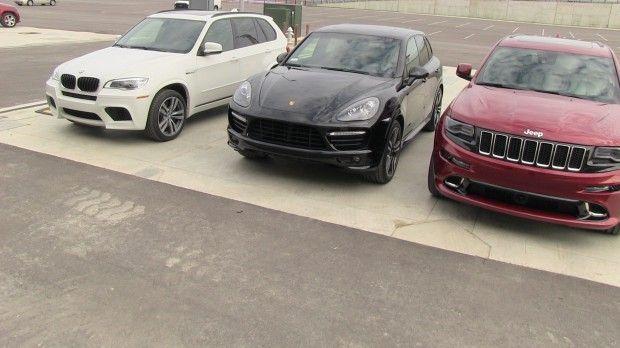 Nice BMW: #2014 #Jeep #Grand #Cherokee #SRT vs #BMW #X5 #M vs #Porsche #Cayenne #GTS 0-60 ...  TFL Car Check more at http://24car.top/2017/2017/07/14/bmw-2014-jeep-grand-cherokee-srt-vs-bmw-x5-m-vs-porsche-cayenne-gts-0-60-tfl-car/
