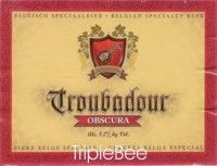 Label van Troubadour Obscura