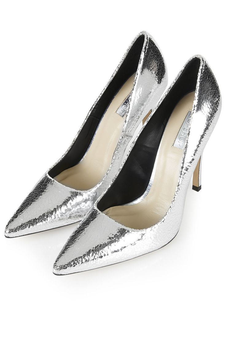 Photo 3 of GALLOP Metallic Court Shoes