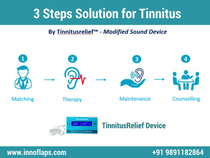 how to make tinnitus quieter