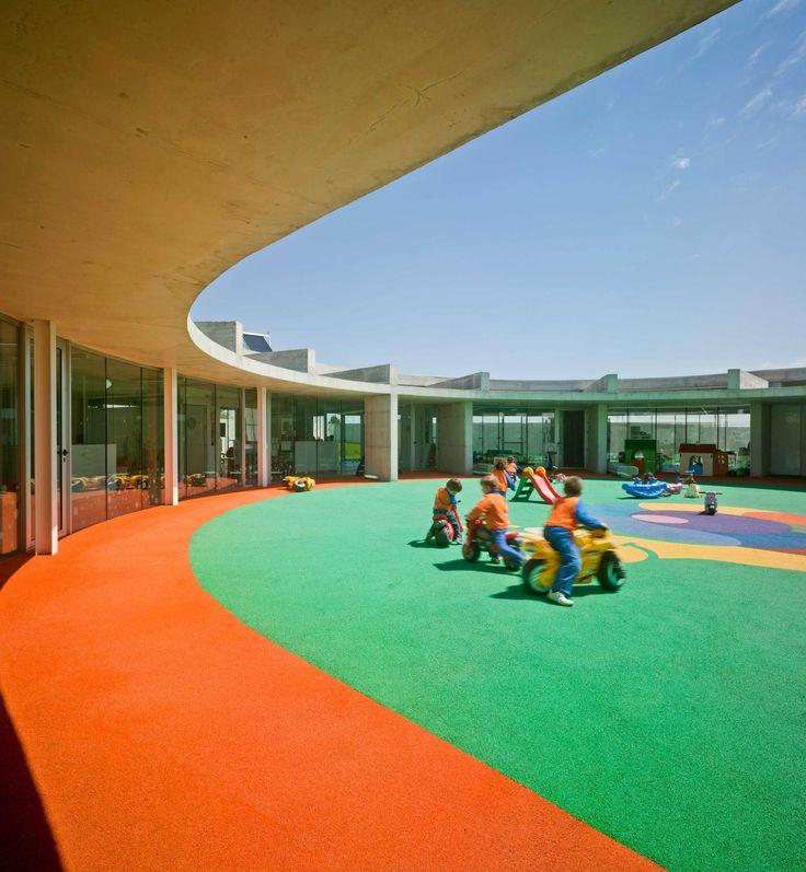 Imagen 7 de 30 de la galería de Escuela Infantil La Monsina / Ángel Luis Rocamora Ruiz + Alexandre Marcos. Fotografía de David Frutos