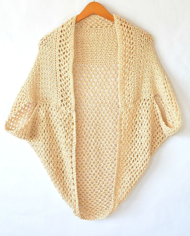 I'm so excited to share this blanket sweater with you today for a few reasons! It's so very easy and I've even made some stitch tutorials includinga video (gasp!) to help you make it. First, this sweater is the start to a series of blanket sweaters that I plan to share in the coming months! I've had so much fun crocheting and knitting my past blanket sweaters and I'd like to make a few more designs to share with you. Many of you have asked me how to make the sweaters w...