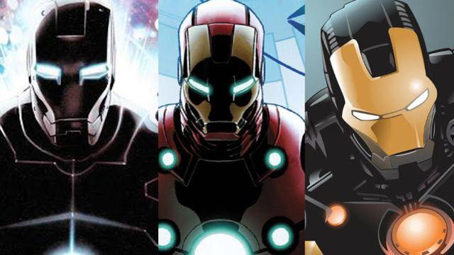 Avengers: Infinity War: 5 Trajes de ironman que podríamos ver en la pelicula