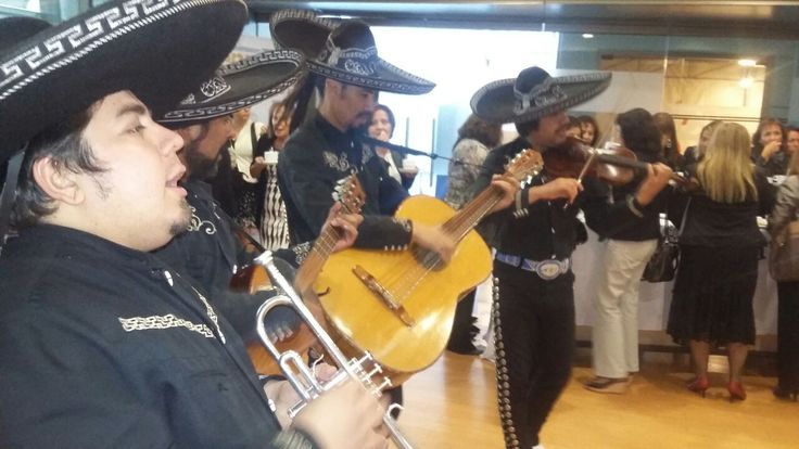 Show mexicano con Mariachis