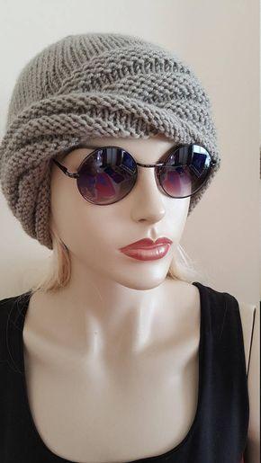4a61ce6b61793 Turban fashion turban knit hat womens winter hat twisted turban hat