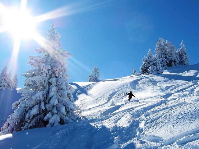 Image detail for -Ski and snowboard Pizol - how to get there and what to expect
