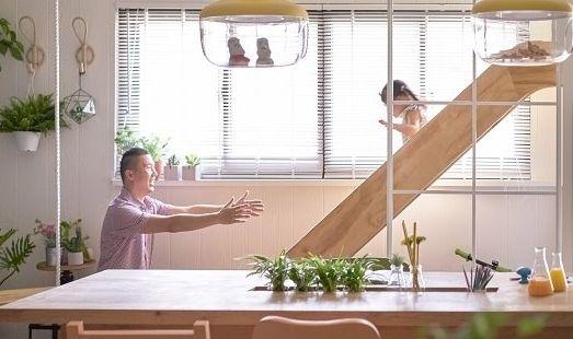 Семейные ценности: дом для ребенка и его родителей. http://faqindecor.com/ru/cennosti-semejnogo-ochaga-interaktivnoe-prostranstvo-dlya-zhizni/