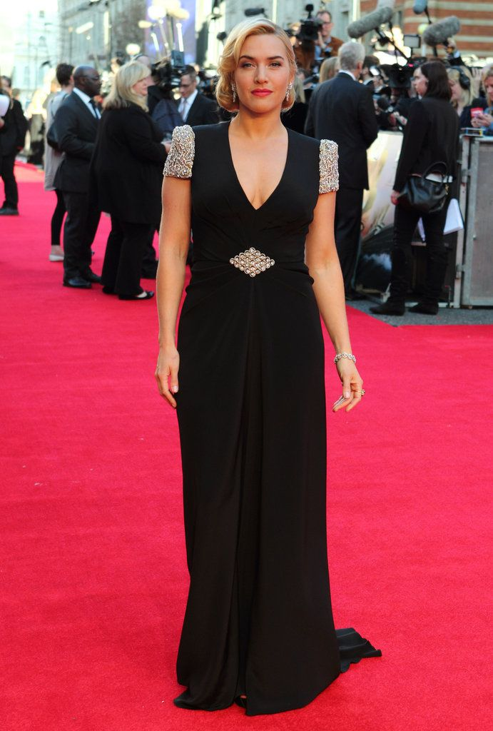 Kate Winslet's 7 Sexiest Red-Carpet Moments