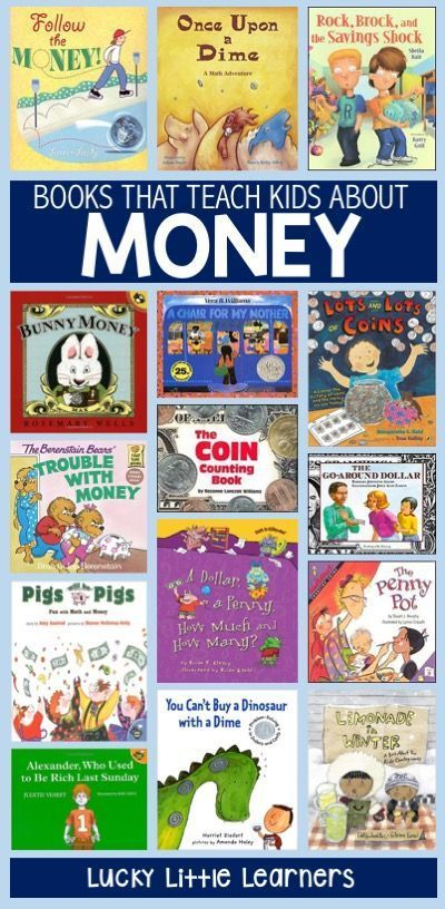 Teaching students about money can be a challenging and multi-faceted endeavor. But it doesn't have to be! Here's a list of children's books that you can use to help teach money in your classroom.