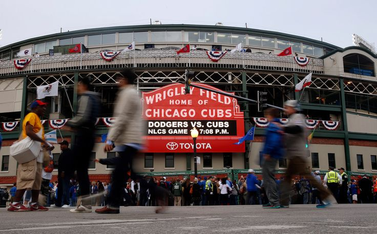 With the Chicago Cubs and Los Angeles Dodgers playing for the National League championship, newspapers in the two cities kicked off a skirmish. But did they go too far?