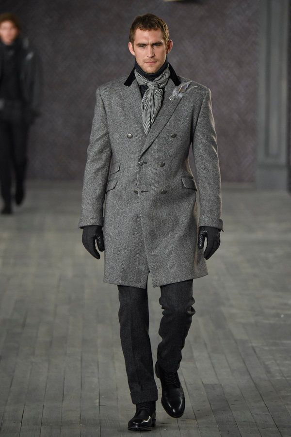 Men's Wear Veteran Joseph Abboud Returns to the Runway - NYTimes.com