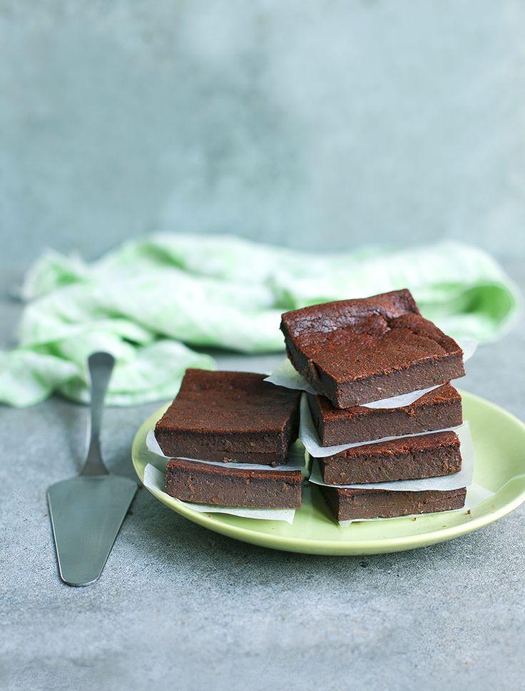 Cukkinis brownie - 160 grammos szénhidrát diéta - Vrábel Krisztina * 160 g CH diet