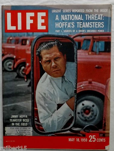 What Happened To Jimmy Hoffa? The Strange Story Of His Disappearance