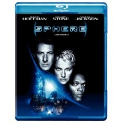 Sphere. Dustin Hoffman, Sharon Stone, Samuel L. Jackson.  4/5 Stars