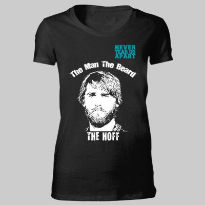 I so want one of these.....The Man The Beard The Hoff @portadelaidefc