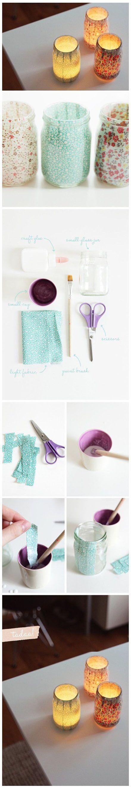 Diy Beautiful Jar Craft | DIY & Crafts