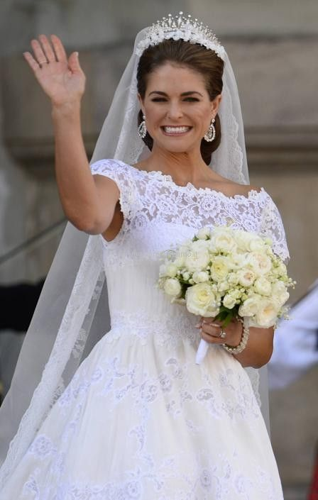 Royal Wedding. Matrimonio della principessa Madeleine di Svezia