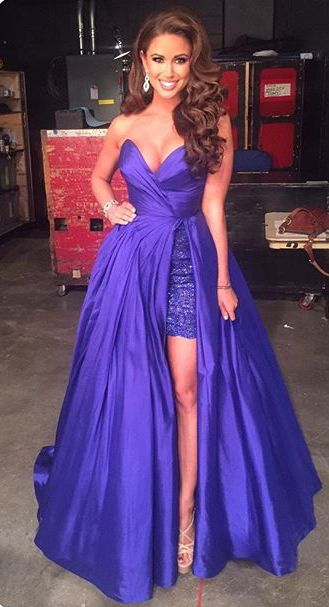 Top 10 Miss USA 2015 Evening Gowns | http://thepageantplanet.com/top-10-miss-usa-2015-evening-gowns/