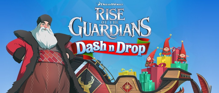 Dreamworks Dash n Drop, the latest collaboration between DreamWorks Animation and PikPok!