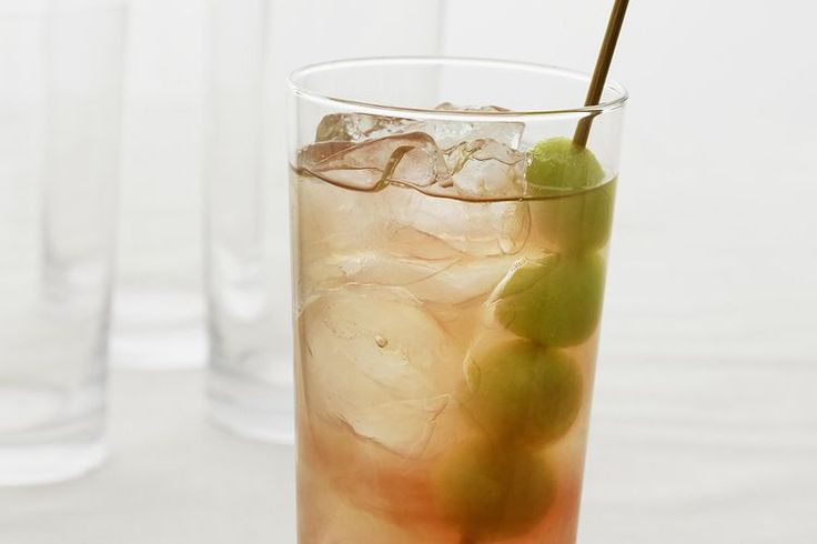 Try the Refreshing Official Cocktail of the U.S. Open: The Honey Deuce