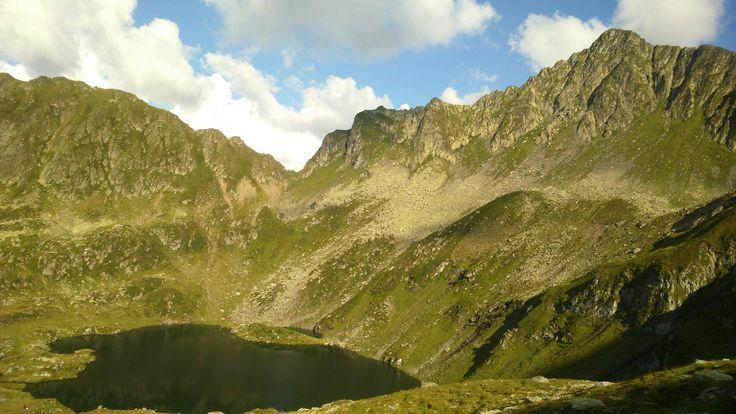 Podragu Lake - Fagaras Mountains