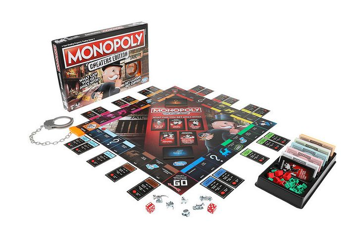 Monopoly Just Released a Version Made Specifically for Cheaters