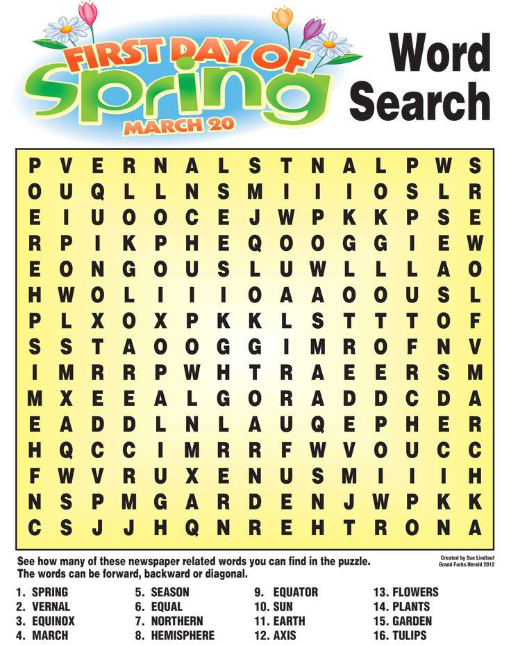word search | NIE Rocks! | Page 4