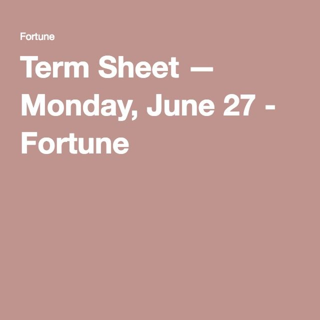Best  Term Sheet Ideas On   How To Know Graphic