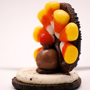 Sweet Gobble Gobble: 10 Cute Candy Turkeys