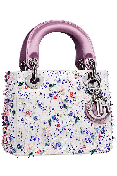 Want it!!! Lady Dior bag Reference Guide | Spotted Fashion