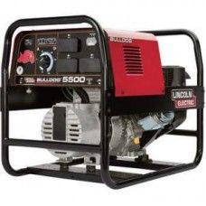 Lincoln Bulldog 5500 Portable AC Welder/Generator 140 Amps, 5,500 Watts, Model K2708-2