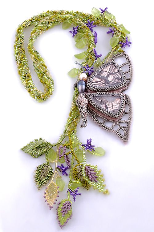 Best bead patterns and insperation flowers leaves