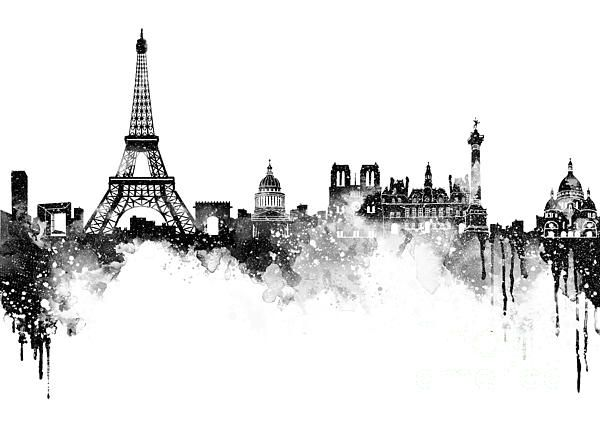 Paris skyline                                                                                                                                                                                 More
