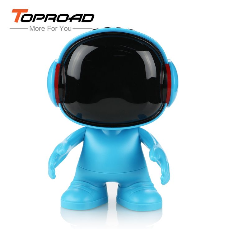 https://buy18eshop.com/toproad-portable-wireless-bluetooth-speaker-cartoon-robot-design-speakers-handsfree-tf-fm-subwoofer-sound-box-blutooth-receiver/  TOPROAD Portable Wireless Bluetooth Speaker Cartoon Robot Design Speakers Handsfree TF FM Subwoofer Sound Box Blutooth Receiver   //Price: $36.08 & FREE Shipping //     #DRONES
