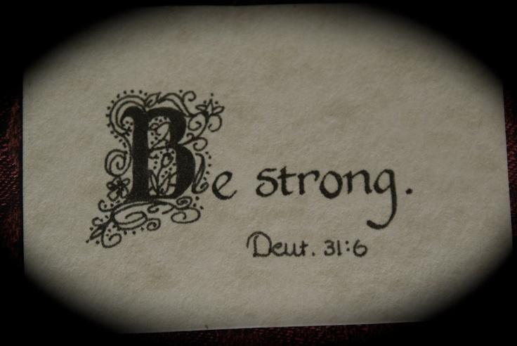 6 Verses Custom Calligraphy Calligraphy Scripture Bible