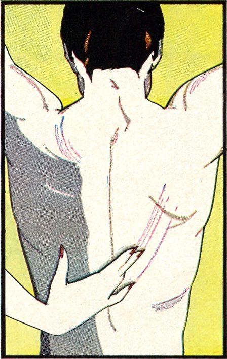 PATRICK NAGEL ART