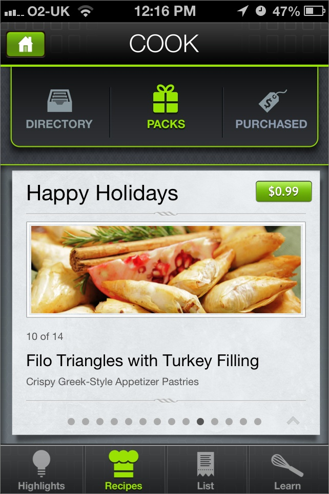 13 best the wolfgang puck app live love eat images on pinterest are you ready for the holidays do you have an iphone or ipad update forumfinder Image collections