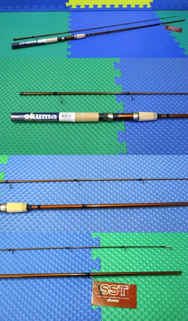 Spinning Rods 36150: Okuma Sst 7 0 Multi-Purpose Spinning Rod Medium Action 2 Piece Sst-S-702M -> BUY IT NOW ONLY: $52.95 on eBay!