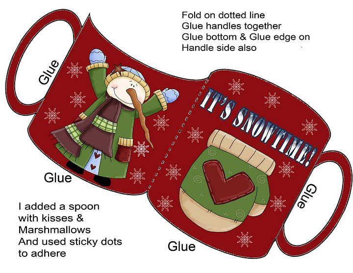 arbolitos de navidad manualidades