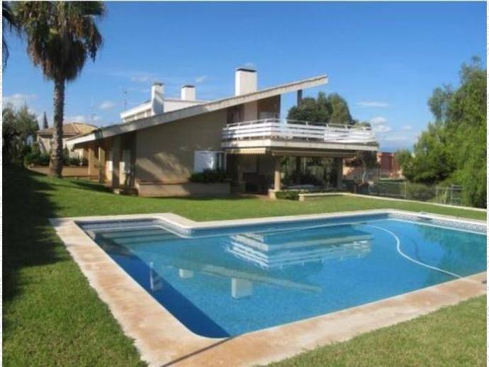 Foto 1 de Chalet en Alicante ,Vistahermosa / Vistahermosa, Alicante / Alacant  OK- PERO LE SOBRAN 300.000