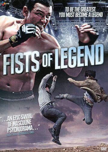 Fists of Legend [DVD] [2013]