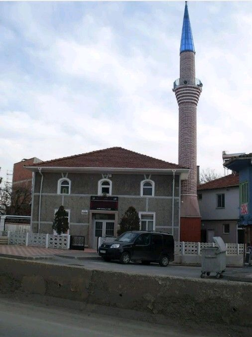 Gazozcu mosque-Çarşı neighborhood mosque-Bozüyük-Bilecik