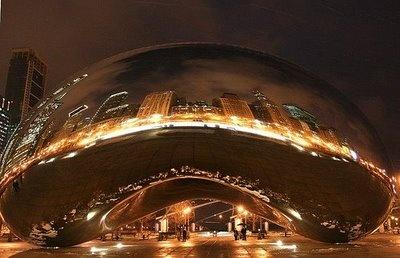 : Amazing Reflections, Favorite Places, Amazing Photography, Famous Cloud, Park Bean, Chicago S Beauty, Cloud Gate, Chicago S Millennium, Bean Building