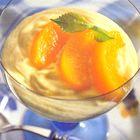 Een heerlijk recept: Vanille-yoghurt met nectarines