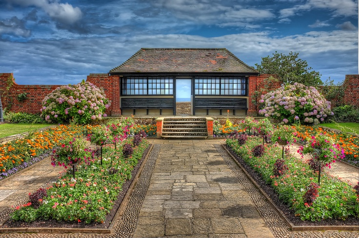 Connaught Gardens, Sidmouth, England -