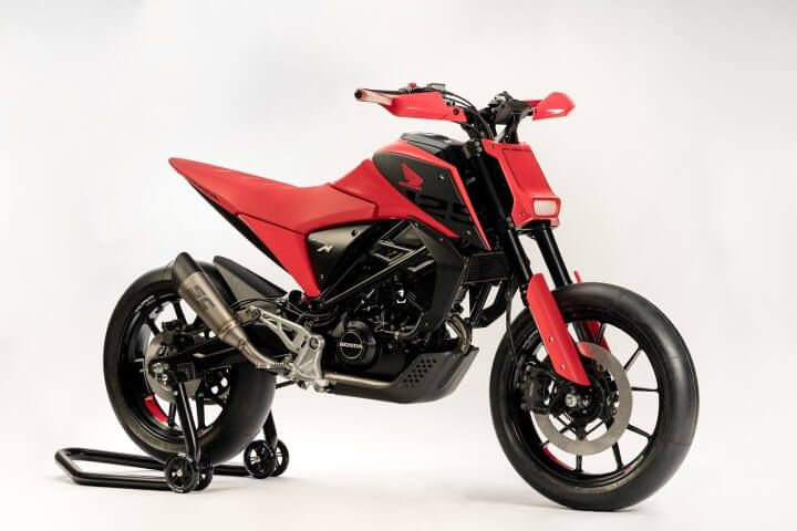 2020 Honda Motorcycles Released Supermoto Adventure Cb Models