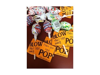 motivational candy tags for blow pops | MAP Testing ...