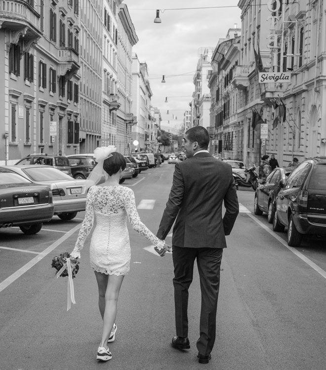 Bir Çek Aç Bira Kapağı, Bir Evlenme Teklifi, Koca Bir Aşk: Aslı ve Gökhan!